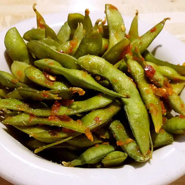 spicy-edamame-side dish