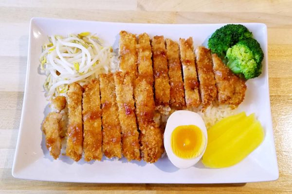 japanese-rice-fried-pork-chop